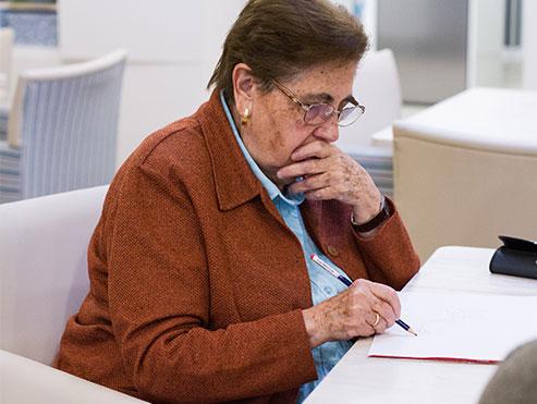 Neuropsicología ancianos