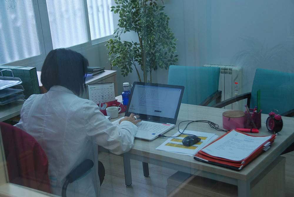 Centro Stima Aluche despacho
