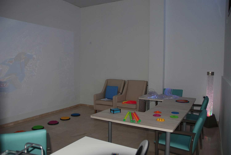 Centro de día en Arganzuela
