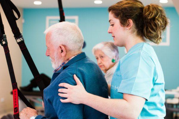 cuidados persona mayor alzheimer
