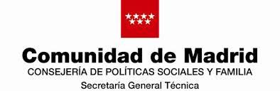 Logotipo comunidad de Madrid
