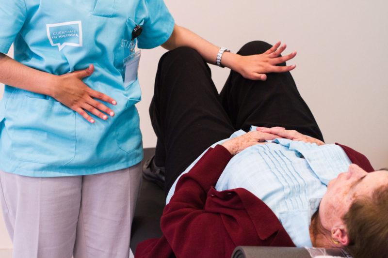 ejercicios rehabilitacion ictus