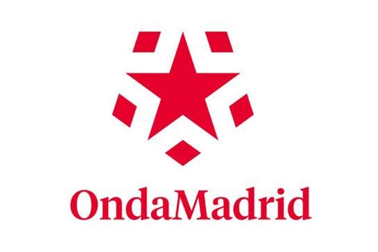 Onda Madrid logotipo cuña