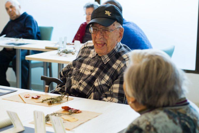 tipos demencia mayores